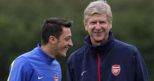 Wenger Mesuta yolu gösterdi: Daha fazla risk almalı