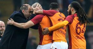 Galatasaray soyunma odasında kavga çıktı