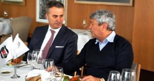 Lucescu Beşiktaşı öve öve bitiremedi