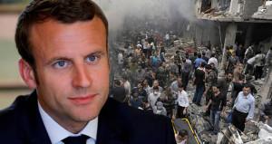 Macron, Suriyedeki savaşın biteceği tarihi açıkladı!