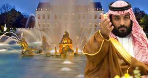 Suudi Prens altın kaplamalı şato aldı! İçi dudak uçuklatıyor