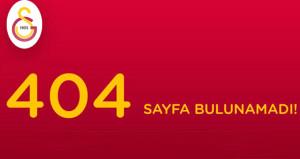 Tudor gitti, Galatasarayın internet sitesi çöktü