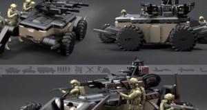 Türkiye kendi robot ordusunu kuruyor