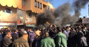 Barzani Süleymaniye'deki eylemlerle ilgili konuştu: Büyük tehlikedeyiz