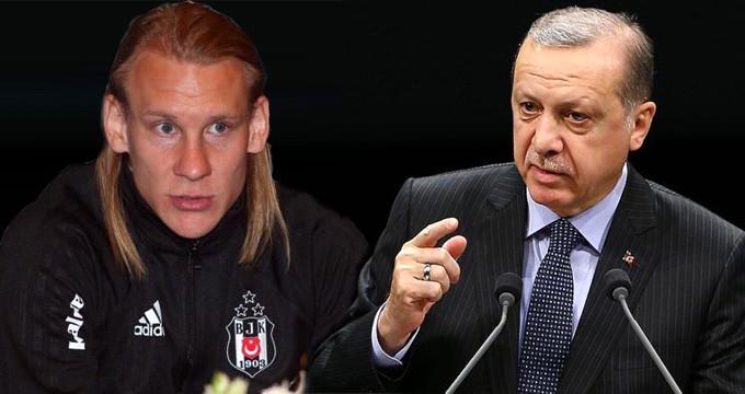 Cumhurbaşkanı Recep Tayyip Erdoğan, Domagoj Vida transferiyle ilgili açıklama yaptı 37