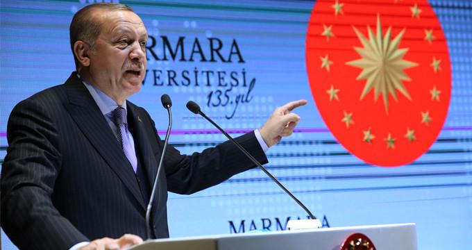 Cumhurbaşkanı Erdoğan: Artık yardımcı doçentlik olmayacak ile ilgili görsel sonucu