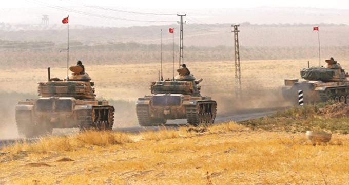 Afrin'e yıldırım harekatı kapıda! Kritik noktalar netleşmeye başladı
