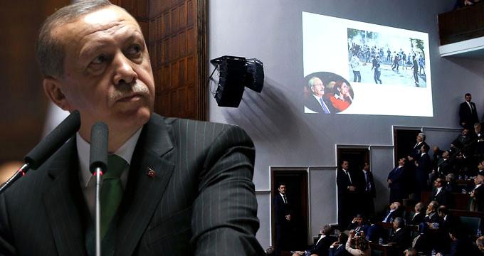 CHP'li yeni başkanın attığı tweetleri gösterip topa tuttu