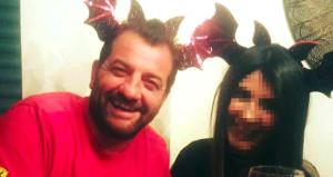 Öldürülen iş adamı, katilinin karısıyla böyle horon tepmiş
