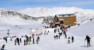 Uludağı gölgede bıraktı, kış turizminin yeni gözdesi oldu