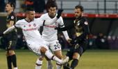 Beşiktaş'ta korkutan sakatlık! Portekizli yıldız oyuna devam edemedi