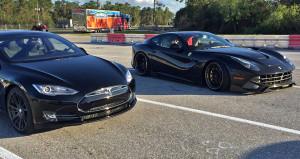 Ferrari, Tesla ile elektrikli yarışına giriyor