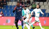Kupada büyük sürpriz! Başakşehir 1. Lig ekibine elendi