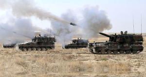 TSK'dan ilk ateş! 30 YPG'li öldürüldü