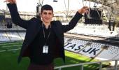 Adana'da darp edilen engelli genç, hayaline kavuştu