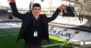 Adanada darp edilen engelli genç, hayaline kavuştu