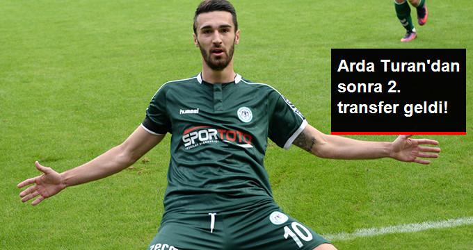 Arda Turan dan sonra 2. transfer geldi!