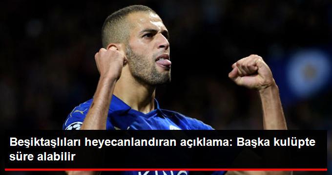 Beşiktaşlıları heyecanlandıran açıklama: Başka kulüpte süre alabilir