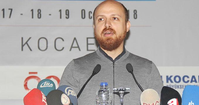 Bilal Erdoğan'dan alfabe eleştirisi