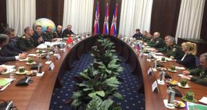Fidan ve Akar'dan kritik görüşme! İlk açıklama Rusya'dan
