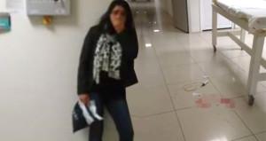 Hastanedeki korkunç olaya şahit olan kadın: Beynini patlattılar adamın