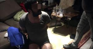 Korku salan mafya lideri, iç çamaşırıyla yakalandı