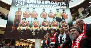 Samsunsporun 29 yıllık acısı unutulmadı