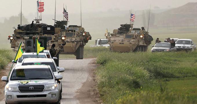 ABD'den bir skandal daha! Teröristleri Türkiye sınırına yerleştirdiler