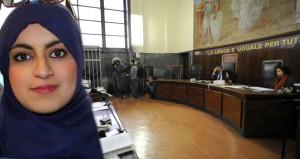 Başörtüsüyle davaya alınmayan avukata destek yağdı, yargıç çark etti