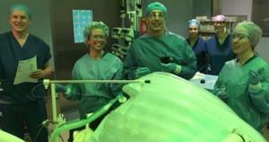 Bir ilk! Ameliyatsız mide küçültme operasyonu yapıldı