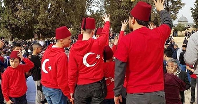 İsrail polisi 6 Türk vatandaşını gözaltına alındı