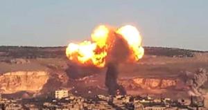 Afrin operasyonu başladı! 72 uçak vurdu, terör örgütü dağıldı
