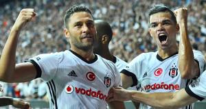 Beşiktaşta kritik gelişme! 2 yıldız Antalya maçında forma giyemeyecek