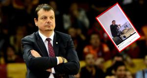 Ergin Atamandan Galatasaray taraftarını heyecanlandıran paylaşım