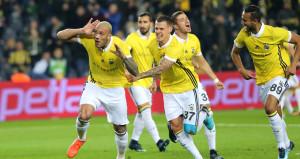 Fenerbahçe son dakikada kazanmasını bildi