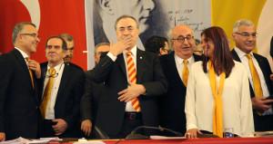 G.Sarayın yeni başkanı Cengizden sert sözler: Gözünün yaşına bakmam