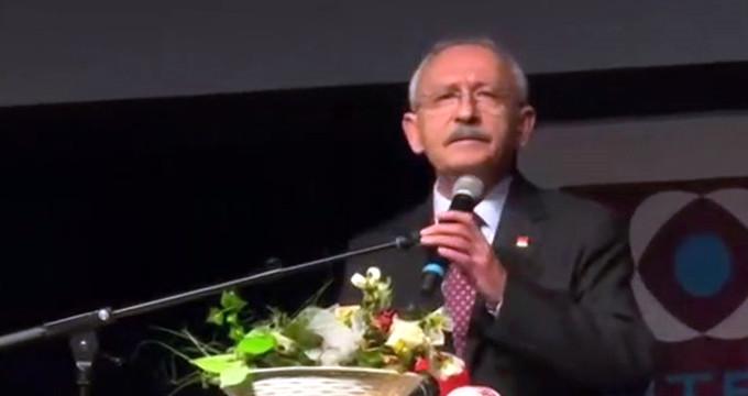 """Kılıçdaroğlu """"Allah askerimize yardımcı olsun"""" dedi diye yuhaladılar"""