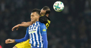 Ömer Topraklı Borussia Dortmund 1 puana razı oldu