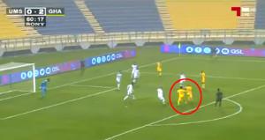 Wesley Sneijderden muhteşem gol!