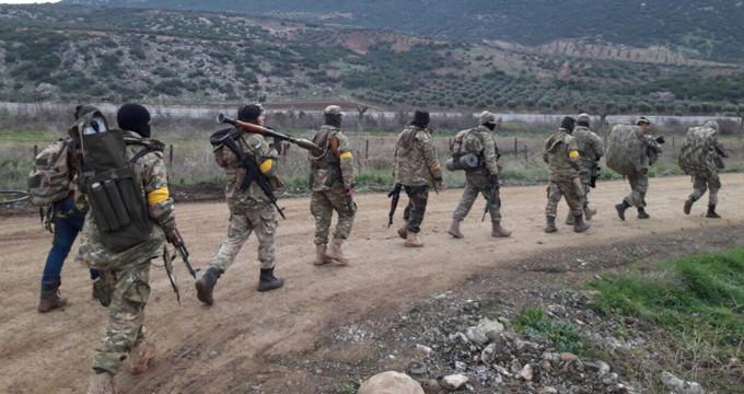 Afrin'deki ilk köy, terör örgütünün elinden alındı