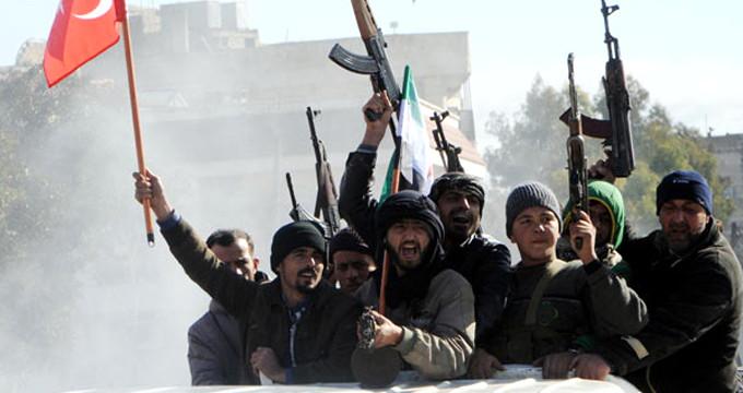 ÖSO, Afrin'e girerken ABD askerleri ile çatıştı!