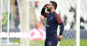Arda Turan ilk golünü attı, Mehmetçike selam çaktı