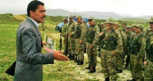 Başkan Yardımcısı açıkladı: 52 bin kişiyle ordumuzun emrindeyiz