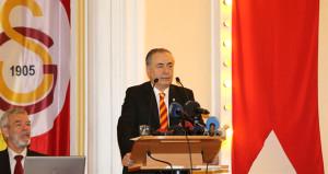 Beşiktaştan Galatasarayın yeni başkanı Mustafa Cengize tebrik