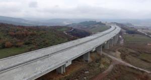 Çalışmalar hızlandı! 2018de 91 köprü ve 23 tünel tamamlanacak