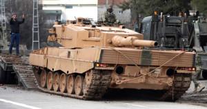 CHPden Zeytin Dalı açıklaması: Şanlı ordumuzun arkasındayız