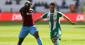 Konyaspor - Trabzonspor maçı nefes kesti! Tam 4 gol