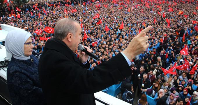 Operasyon için sokak çağrısı yapan HDP'ye Erdoğan'dan büyük rest!