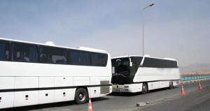 Polis kontrol için otobüsü durdurdu, buzdolabından 64 kilo altın çıktı