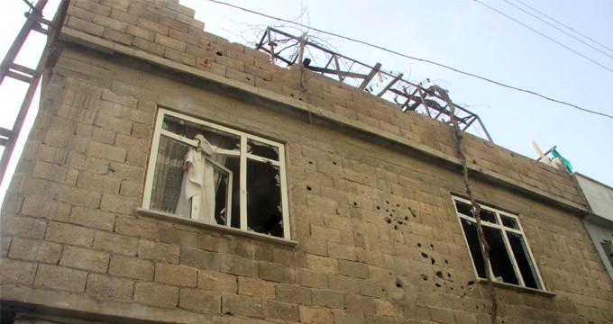Büyük korku kamerada! YPG, Kilis'i ağır silahlarla böyle vurmuş